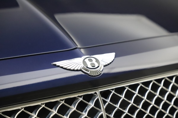 Used 2017 Bentley Bentayga W12 for sale $133,900 at Maserati of Greenwich in Greenwich CT 06830 15