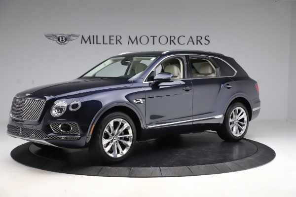 Used 2017 Bentley Bentayga W12 for sale $133,900 at Maserati of Greenwich in Greenwich CT 06830 2