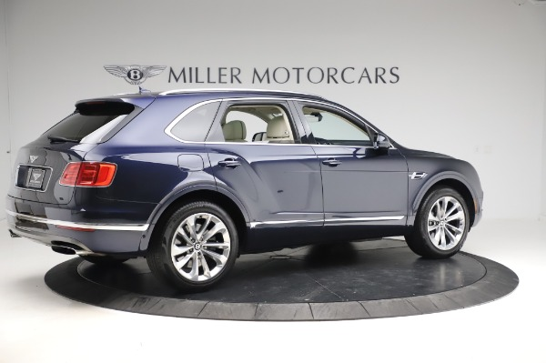 Used 2017 Bentley Bentayga W12 for sale $133,900 at Maserati of Greenwich in Greenwich CT 06830 8
