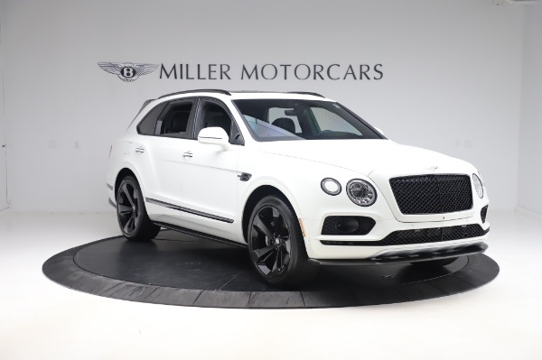Used 2018 Bentley Bentayga Black Edition for sale Call for price at Maserati of Greenwich in Greenwich CT 06830 11