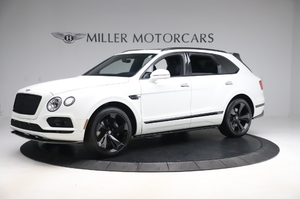 Used 2018 Bentley Bentayga Black Edition for sale Call for price at Maserati of Greenwich in Greenwich CT 06830 2