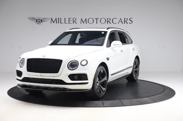 Used 2018 Bentley Bentayga Black Edition for sale Call for price at Maserati of Greenwich in Greenwich CT 06830 1