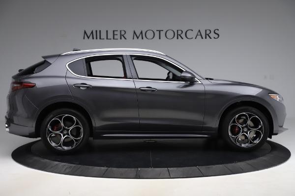 New 2020 Alfa Romeo Stelvio Ti Q4 for sale Sold at Maserati of Greenwich in Greenwich CT 06830 10