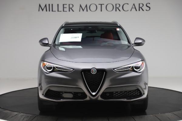 New 2020 Alfa Romeo Stelvio Ti Q4 for sale Sold at Maserati of Greenwich in Greenwich CT 06830 13