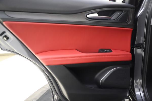 New 2020 Alfa Romeo Stelvio Ti Q4 for sale Sold at Maserati of Greenwich in Greenwich CT 06830 22