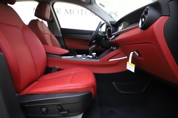 New 2020 Alfa Romeo Stelvio Ti Q4 for sale Sold at Maserati of Greenwich in Greenwich CT 06830 24