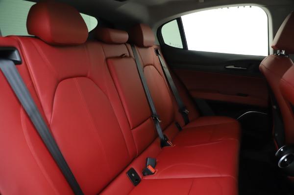 New 2020 Alfa Romeo Stelvio Ti Q4 for sale Sold at Maserati of Greenwich in Greenwich CT 06830 27