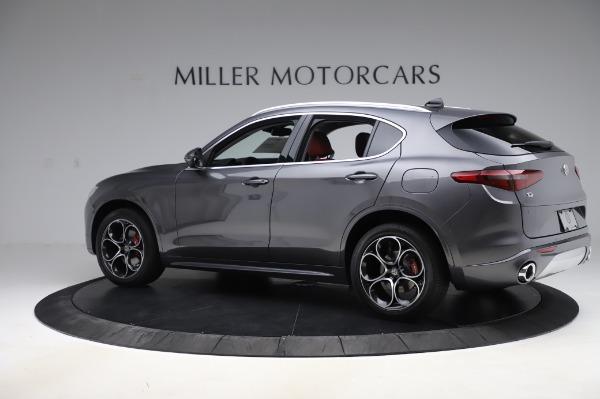 New 2020 Alfa Romeo Stelvio Ti Q4 for sale Sold at Maserati of Greenwich in Greenwich CT 06830 5