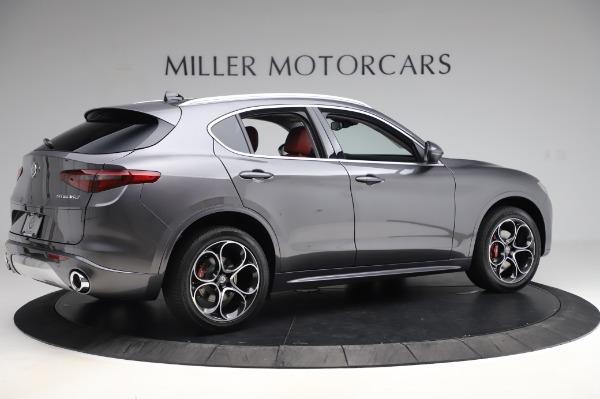 New 2020 Alfa Romeo Stelvio Ti Q4 for sale Sold at Maserati of Greenwich in Greenwich CT 06830 9