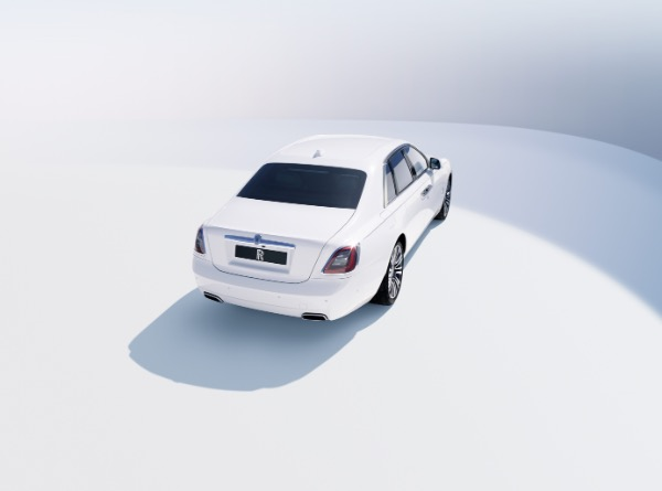 New 2021 Rolls-Royce Ghost for sale Call for price at Maserati of Greenwich in Greenwich CT 06830 4