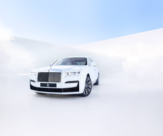 New 2021 Rolls-Royce Ghost for sale Call for price at Maserati of Greenwich in Greenwich CT 06830 1