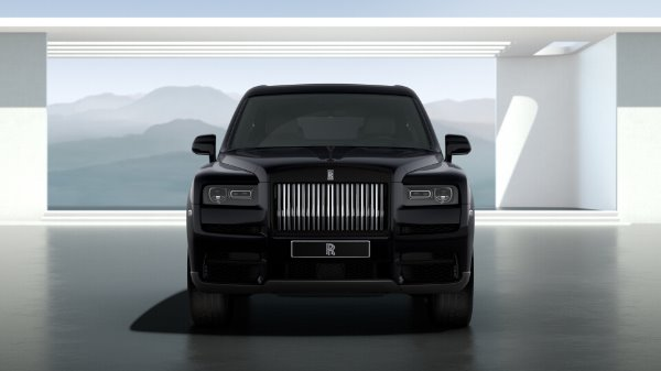 New 2021 Rolls-Royce Cullinan Black Badge for sale $439,700 at Maserati of Greenwich in Greenwich CT 06830 2