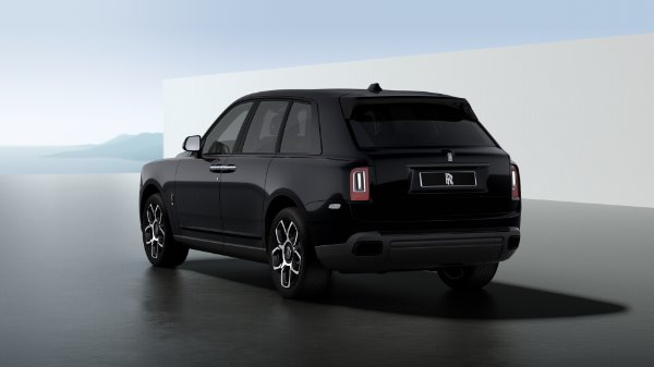 New 2021 Rolls-Royce Cullinan Black Badge for sale $439,700 at Maserati of Greenwich in Greenwich CT 06830 4