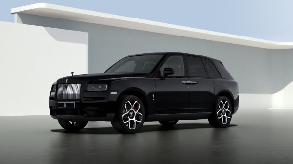 New 2021 Rolls-Royce Cullinan Black Badge for sale $439,700 at Maserati of Greenwich in Greenwich CT 06830 1