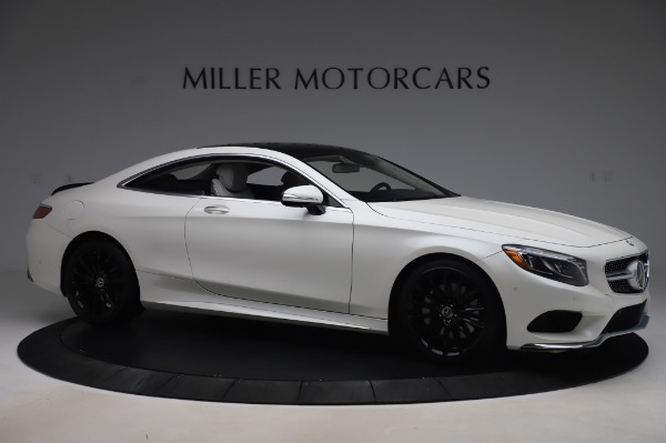 Used 2015 Mercedes-Benz S-Class S 550 4MATIC for sale Sold at Maserati of Greenwich in Greenwich CT 06830 10