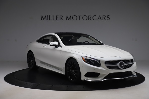 Used 2015 Mercedes-Benz S-Class S 550 4MATIC for sale Sold at Maserati of Greenwich in Greenwich CT 06830 11