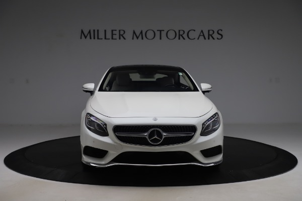 Used 2015 Mercedes-Benz S-Class S 550 4MATIC for sale Sold at Maserati of Greenwich in Greenwich CT 06830 12