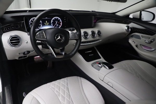 Used 2015 Mercedes-Benz S-Class S 550 4MATIC for sale Sold at Maserati of Greenwich in Greenwich CT 06830 13
