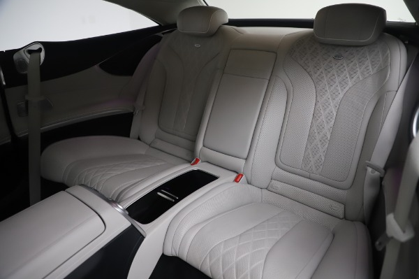 Used 2015 Mercedes-Benz S-Class S 550 4MATIC for sale Sold at Maserati of Greenwich in Greenwich CT 06830 17