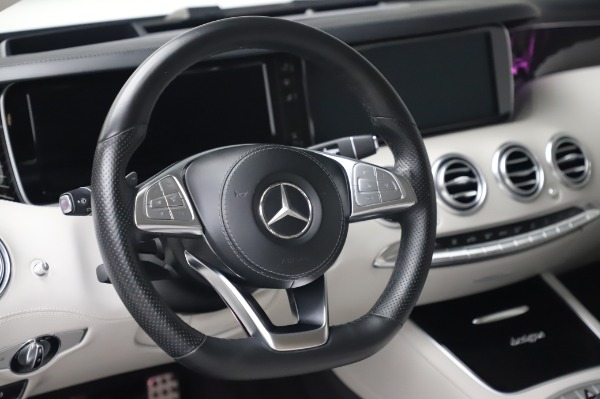 Used 2015 Mercedes-Benz S-Class S 550 4MATIC for sale Sold at Maserati of Greenwich in Greenwich CT 06830 18