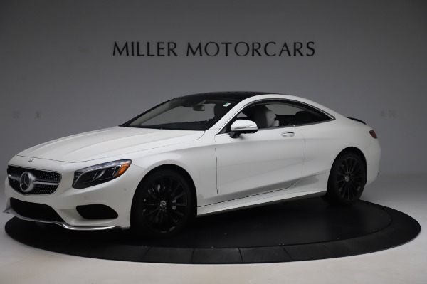 Used 2015 Mercedes-Benz S-Class S 550 4MATIC for sale Sold at Maserati of Greenwich in Greenwich CT 06830 2