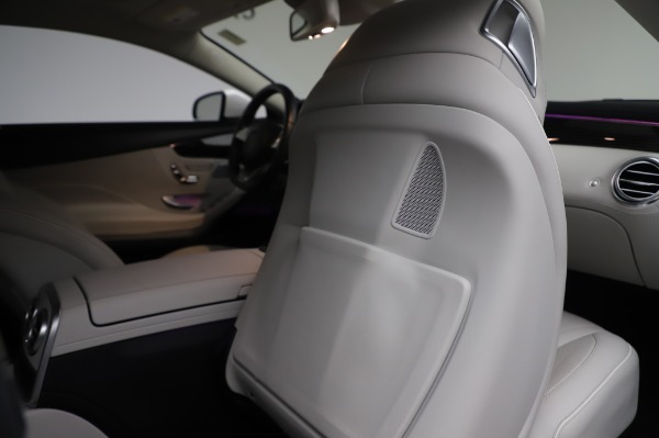 Used 2015 Mercedes-Benz S-Class S 550 4MATIC for sale Sold at Maserati of Greenwich in Greenwich CT 06830 20