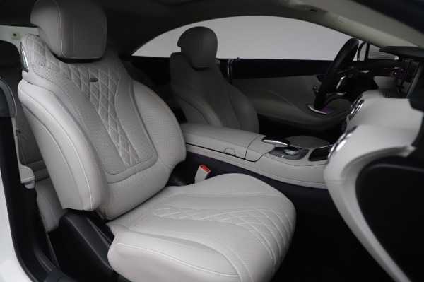 Used 2015 Mercedes-Benz S-Class S 550 4MATIC for sale Sold at Maserati of Greenwich in Greenwich CT 06830 22