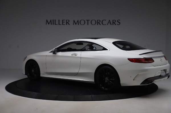 Used 2015 Mercedes-Benz S-Class S 550 4MATIC for sale Sold at Maserati of Greenwich in Greenwich CT 06830 4