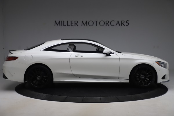 Used 2015 Mercedes-Benz S-Class S 550 4MATIC for sale Sold at Maserati of Greenwich in Greenwich CT 06830 9