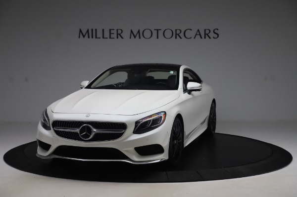 Used 2015 Mercedes-Benz S-Class S 550 4MATIC for sale Sold at Maserati of Greenwich in Greenwich CT 06830 1
