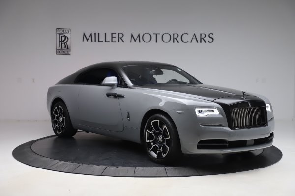 Used 2017 Rolls-Royce Wraith Black Badge for sale Sold at Maserati of Greenwich in Greenwich CT 06830 10