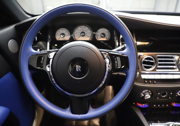 Used 2017 Rolls-Royce Wraith Black Badge for sale Sold at Maserati of Greenwich in Greenwich CT 06830 16