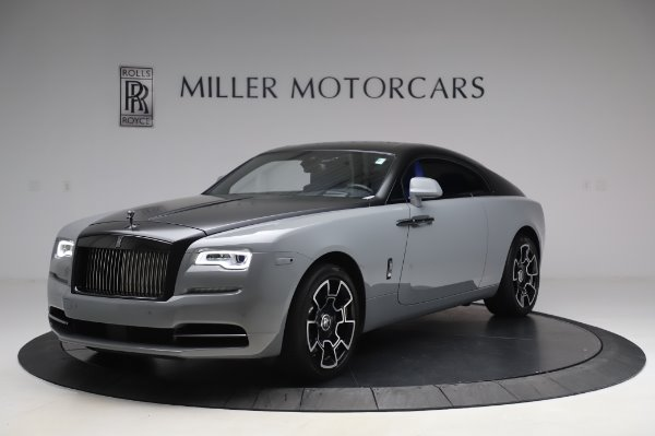 Used 2017 Rolls-Royce Wraith Black Badge for sale Sold at Maserati of Greenwich in Greenwich CT 06830 3