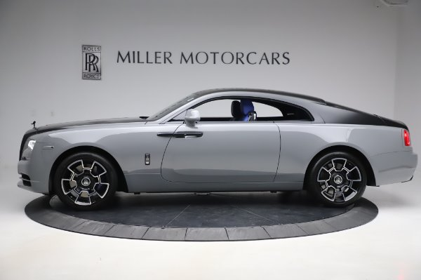 Used 2017 Rolls-Royce Wraith Black Badge for sale Sold at Maserati of Greenwich in Greenwich CT 06830 4
