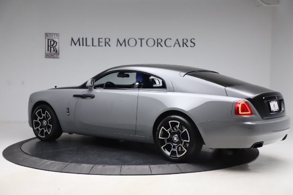 Used 2017 Rolls-Royce Wraith Black Badge for sale Sold at Maserati of Greenwich in Greenwich CT 06830 5