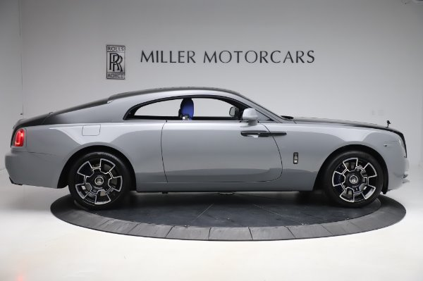 Used 2017 Rolls-Royce Wraith Black Badge for sale Sold at Maserati of Greenwich in Greenwich CT 06830 8