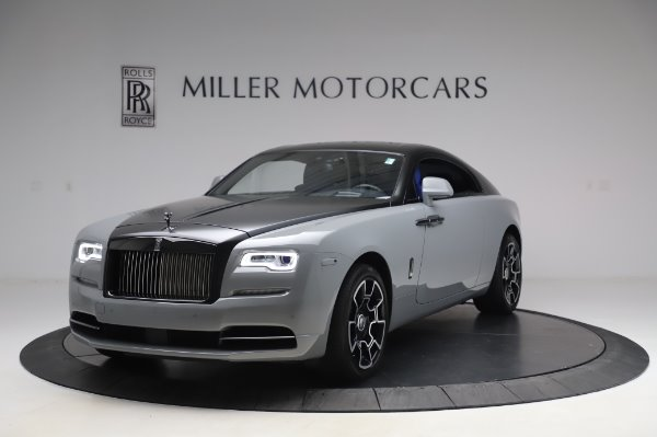 Used 2017 Rolls-Royce Wraith Black Badge for sale Sold at Maserati of Greenwich in Greenwich CT 06830 1