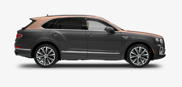 New 2021 Bentley Bentayga V8 First Edition for sale $257,035 at Maserati of Greenwich in Greenwich CT 06830 2