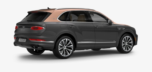 New 2021 Bentley Bentayga V8 First Edition for sale $257,035 at Maserati of Greenwich in Greenwich CT 06830 3