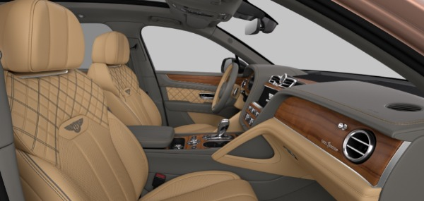 New 2021 Bentley Bentayga V8 First Edition for sale $257,035 at Maserati of Greenwich in Greenwich CT 06830 7