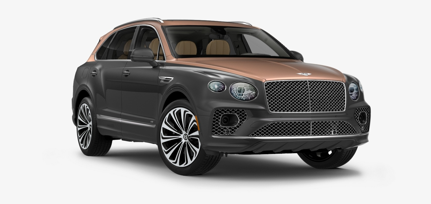 New 2021 Bentley Bentayga V8 First Edition for sale $257,035 at Maserati of Greenwich in Greenwich CT 06830 1