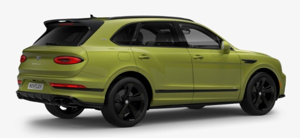 New 2021 Bentley Bentayga V8 First Edition for sale $261,710 at Maserati of Greenwich in Greenwich CT 06830 3