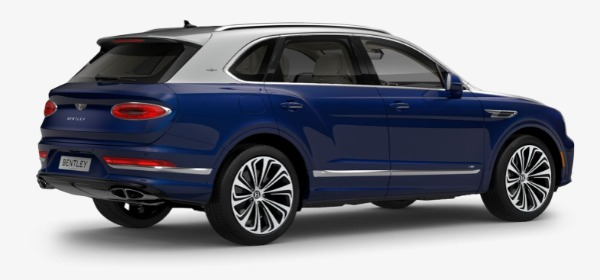 New 2021 Bentley Bentayga V8 First Edition for sale $263,250 at Maserati of Greenwich in Greenwich CT 06830 3