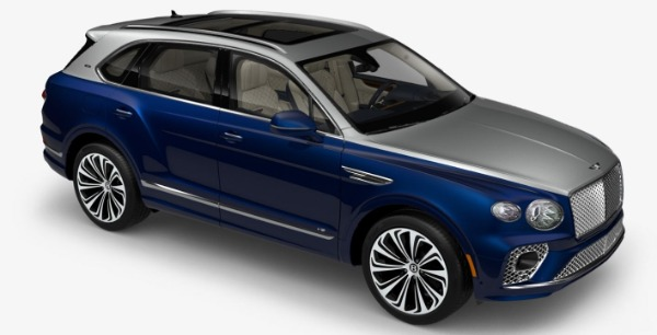 New 2021 Bentley Bentayga V8 First Edition for sale $263,250 at Maserati of Greenwich in Greenwich CT 06830 5