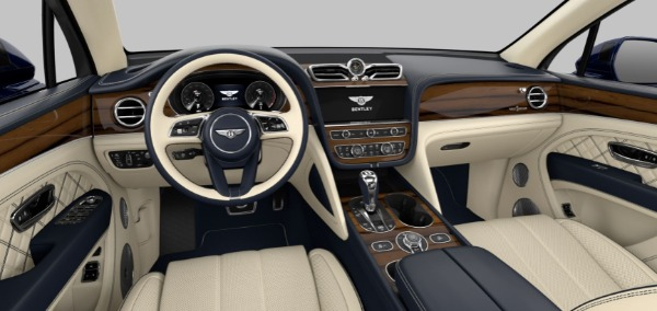 New 2021 Bentley Bentayga V8 First Edition for sale $263,250 at Maserati of Greenwich in Greenwich CT 06830 6