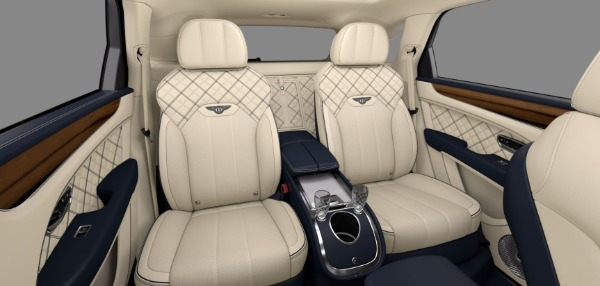 New 2021 Bentley Bentayga V8 First Edition for sale $263,250 at Maserati of Greenwich in Greenwich CT 06830 8