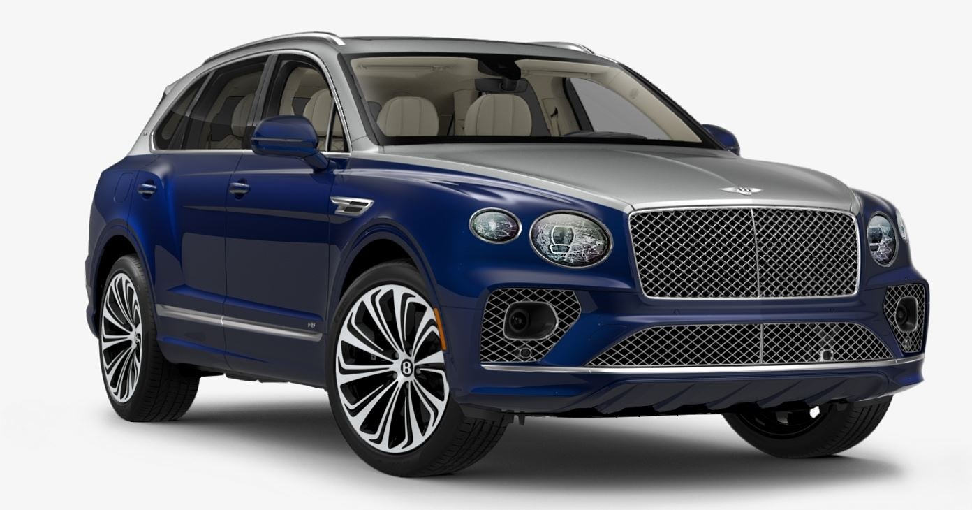 New 2021 Bentley Bentayga V8 First Edition for sale $263,250 at Maserati of Greenwich in Greenwich CT 06830 1