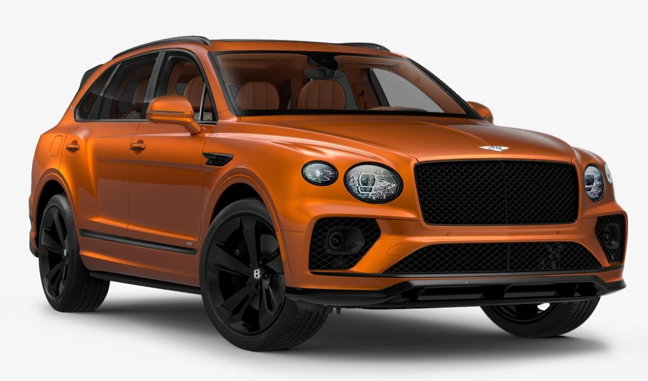 New 2021 Bentley Bentayga V8 First Edition for sale $260,360 at Maserati of Greenwich in Greenwich CT 06830 1