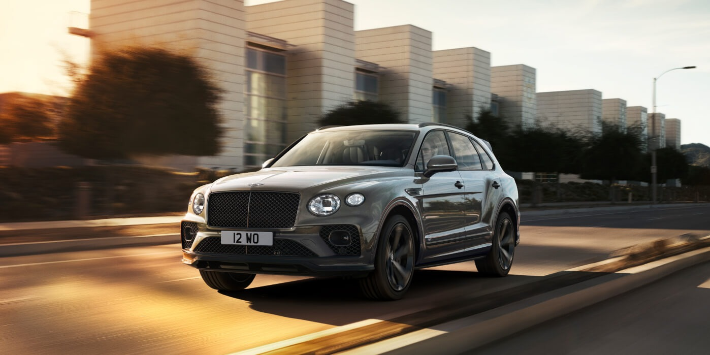 New 2021 Bentley Bentayga V8 for sale Call for price at Maserati of Greenwich in Greenwich CT 06830 1