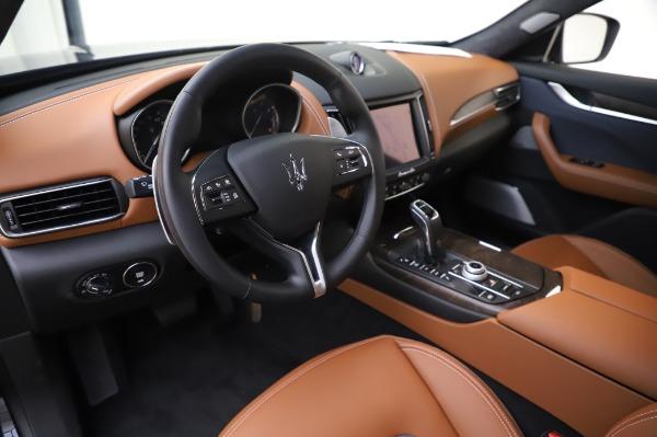 New 2020 Maserati Levante Q4 GranLusso for sale Sold at Maserati of Greenwich in Greenwich CT 06830 13
